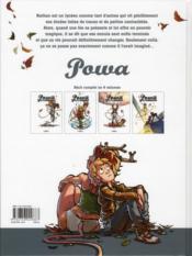 Powa t.4 ; love - 4ème de couverture - Format classique
