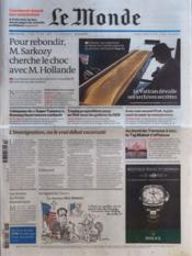 Monde (Le) N°20880 du 08/03/2012 - Couverture - Format classique