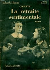 La Retraite Sentimentale. Collection : Select Collection N° 129 - Couverture - Format classique