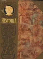 Historia - Tome Huitieme - Couverture - Format classique