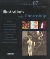 Vente livre :  Illustrations avec photoshop  - Carre B