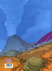 Raghnarok t.1 ; dragon junior - 4ème de couverture - Format classique