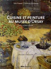 Cuisine et peinture au musée d'Orsay - Intérieur - Format classique