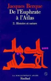 De euphrate a atlas - Couverture - Format classique