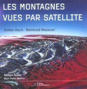 Les montagnes vues par satellite - Intérieur - Format classique