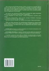 Grand Livre Des Plantes D'Interieur (Le) - 4ème de couverture - Format classique