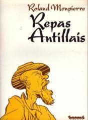 Repas Antillais - Couverture - Format classique