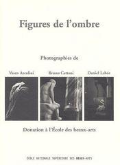 Figures de l'ombre - Couverture - Format classique