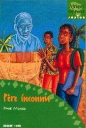 Pere Inconnu - Couverture - Format classique