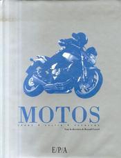 Motos ; sport, loisir, tourisme - Intérieur - Format classique