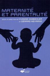Maternité et parentalité - Couverture - Format classique