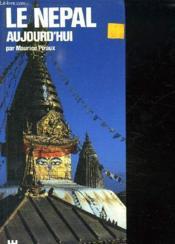 Le Nepal Aujourd'Hui - Couverture - Format classique