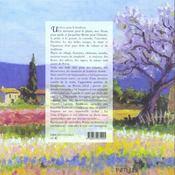 Le Luberon De Persia - 4ème de couverture - Format classique