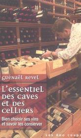 Essentiel Des Caves Et Des Celliers (L') - Intérieur - Format classique