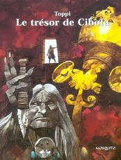 Bande Dessinee Le Tresor De Cibola - Intérieur - Format classique