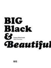 Big Black & Beautiful /Anglais - Couverture - Format classique