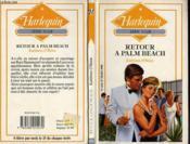 Retour A Palm Beach - Sunswept Summer - Couverture - Format classique
