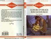 Lueurs D'Orage Sur Danduroo - Fair Exchange - Couverture - Format classique