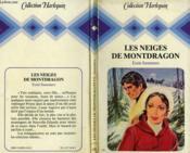 Les Neiges De Montdragon - Moon Over The Alps - Couverture - Format classique