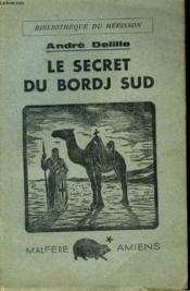 Le Secret Du Bordj Sud - Couverture - Format classique