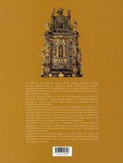 La Savoie des retables - 4ème de couverture - Format classique