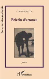 Pelerin D'Errance - Couverture - Format classique