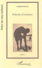 Pelerin D'Errance - Intérieur - Format classique