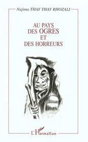 Au Pays Des Ogres Et Des Horreurs - Intérieur - Format classique