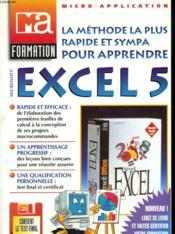 Excel 5 + Disk 3 - Couverture - Format classique