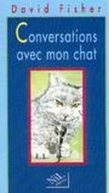 Conversations Avec Mon Chat - Couverture - Format classique