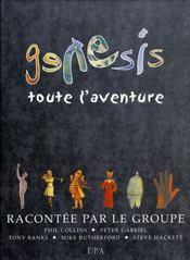 Genesis - Intérieur - Format classique