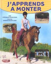 J'Apprends A Monter - Intérieur - Format classique