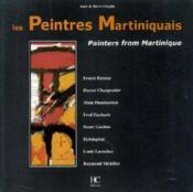 Les Peintres Martiniquais. Ernest Breleur, Hector Charpentier, Alain Dumbardon... - Couverture - Format classique