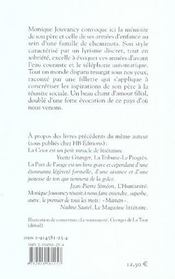 Le Gout De L'Aloes - 4ème de couverture - Format classique