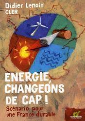 Énergie, changeons de cap - Intérieur - Format classique