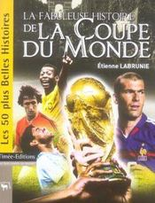 La fabuleuse histoire de la coupe du monde - Intérieur - Format classique