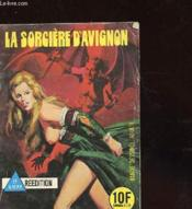 La Sorci7re D'Avignon - Bande Dessinee Adulte - Couverture - Format classique