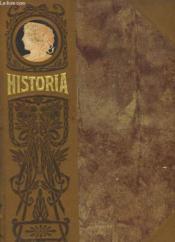 Historia - Tome Neuvieme - Couverture - Format classique