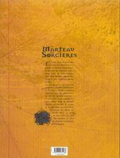 Le marteau des sorcières t.1 ; Warul - 4ème de couverture - Format classique