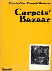 Carpets'bazaar - Couverture - Format classique