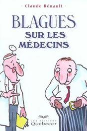 Blagues Sur Les Medecins - Intérieur - Format classique