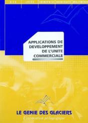 Applications de développement de l'unité commerciale - Couverture - Format classique