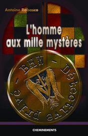 L'homme aux mille mystères - Intérieur - Format classique