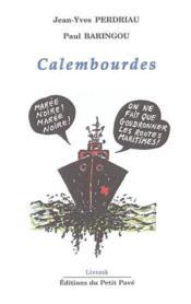 Calembourdes - Couverture - Format classique
