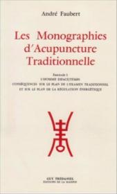 Monographies D'Acupuncture (T1 - Couverture - Format classique