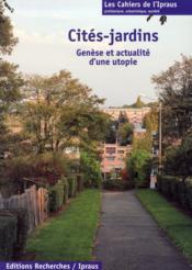 Cites-Jardins - Couverture - Format classique