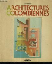 Architectures Colombiennes -Mo * - Couverture - Format classique