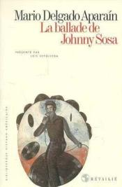 Ballade De Johnny Sosa (La) - Couverture - Format classique