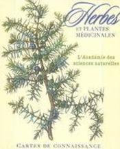 Herbes et plantes médicinales - Couverture - Format classique