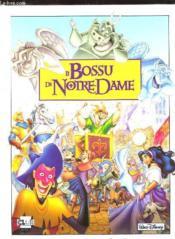 Walt disney classiques du dessin anime ; le bossu de notre dame - Couverture - Format classique